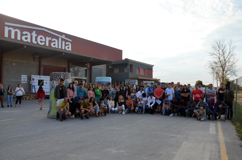 Premis del segon concurs de Materalia